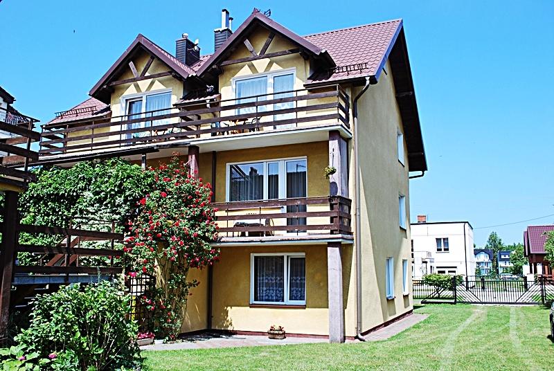 Pokoje i Apartament Aga w Chłapowie